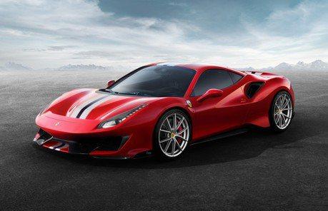 V8雙渦心臟再進化!Ferrari 488 Pista 空車價 1797.5 萬起