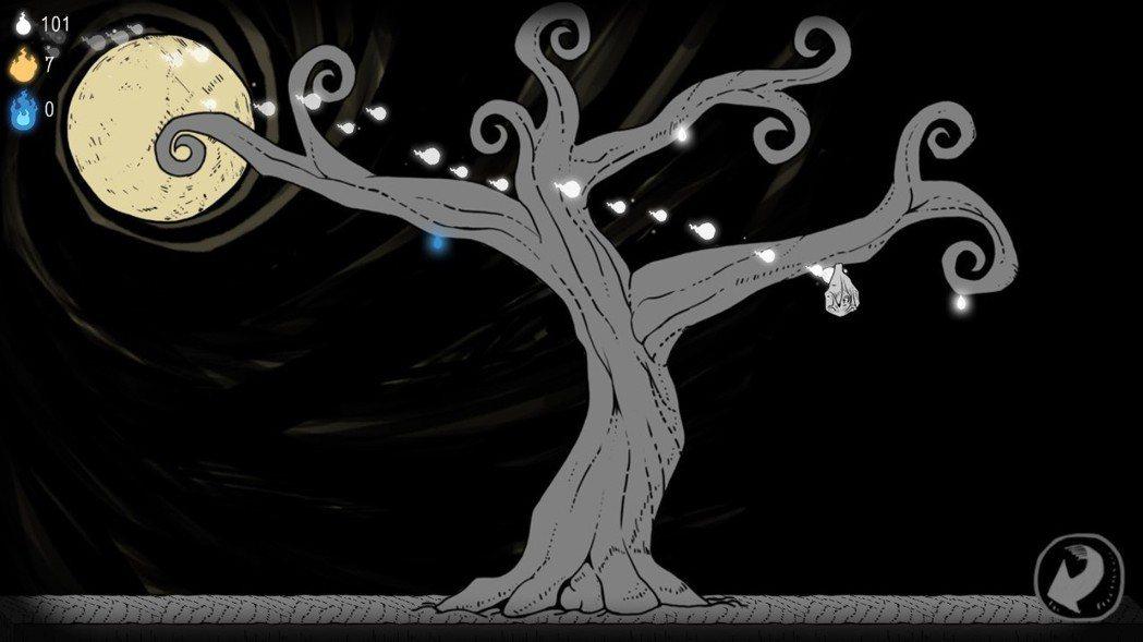 收集到的人頭靈魂會在樹上匯集,結成果實。