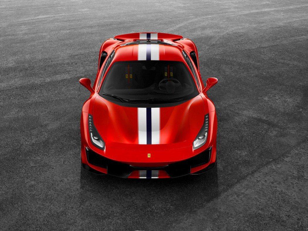 總代理臺灣蒙地拿針對488 Pista開出新台幣1,797.5萬起的基本車價,提供國內層峰熱血買家新的選擇。 摘自 Ferrari