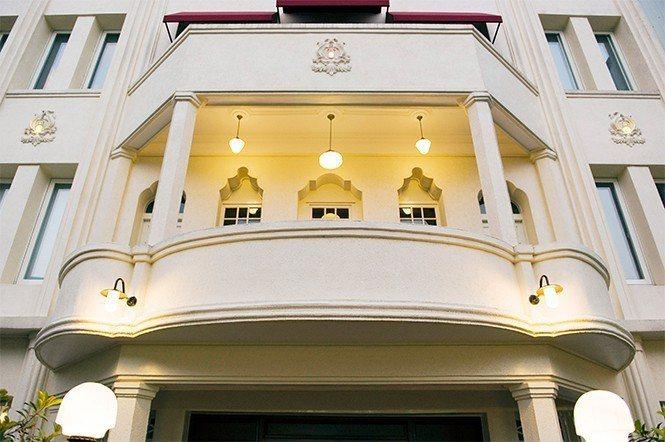 經過王耀練、汪智偉精心改造的羅東歷史老樓,成為品牌GALENE典雅會所。