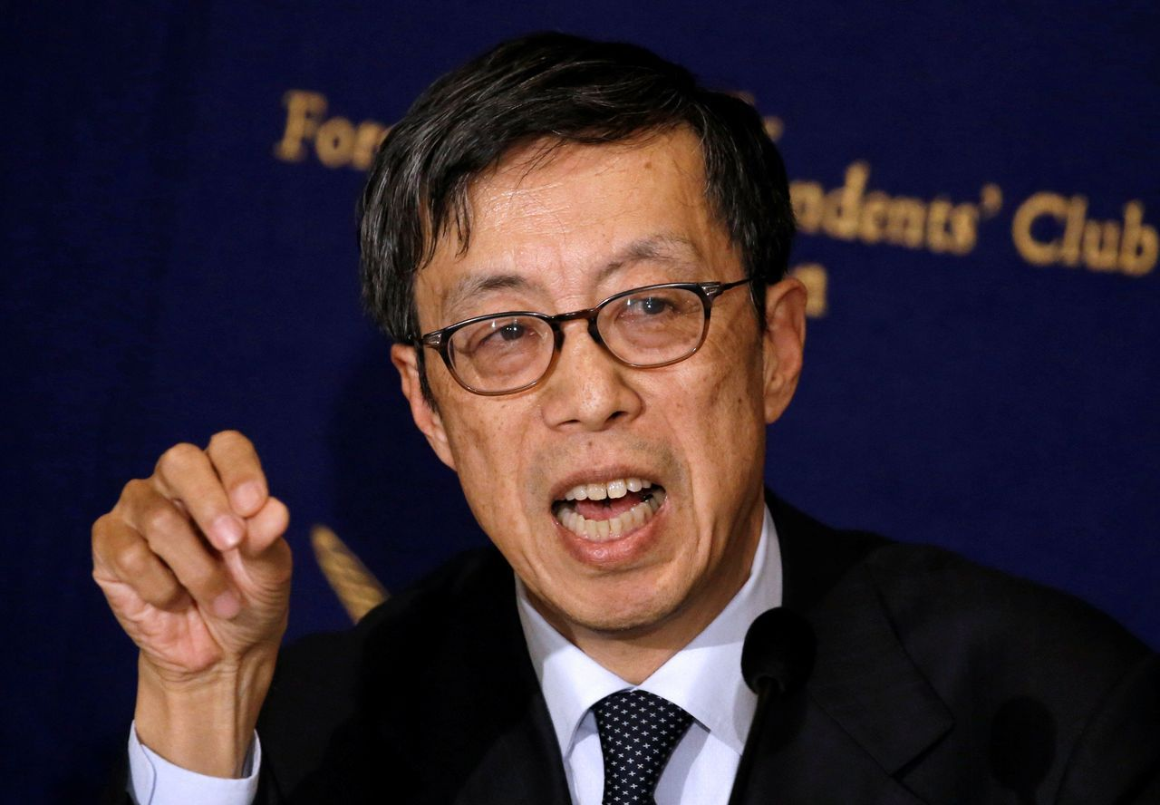 日本首席談判代表梅本和義說:「一旦TPP生效,就可以開始討論新加入事宜 。」 路...