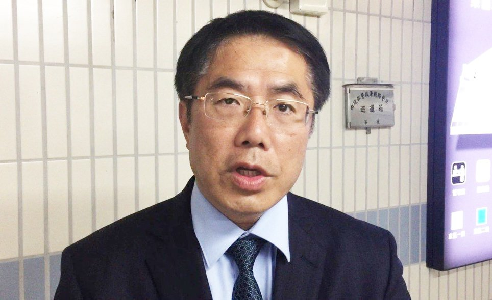 民進黨台南市長初選由立委黃偉哲勝出。本報資料照片