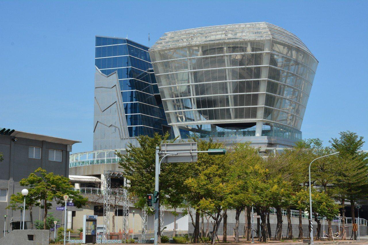 新竹市世博台灣館將打造為公益性質的兒童探索館。記者林家琛/攝影