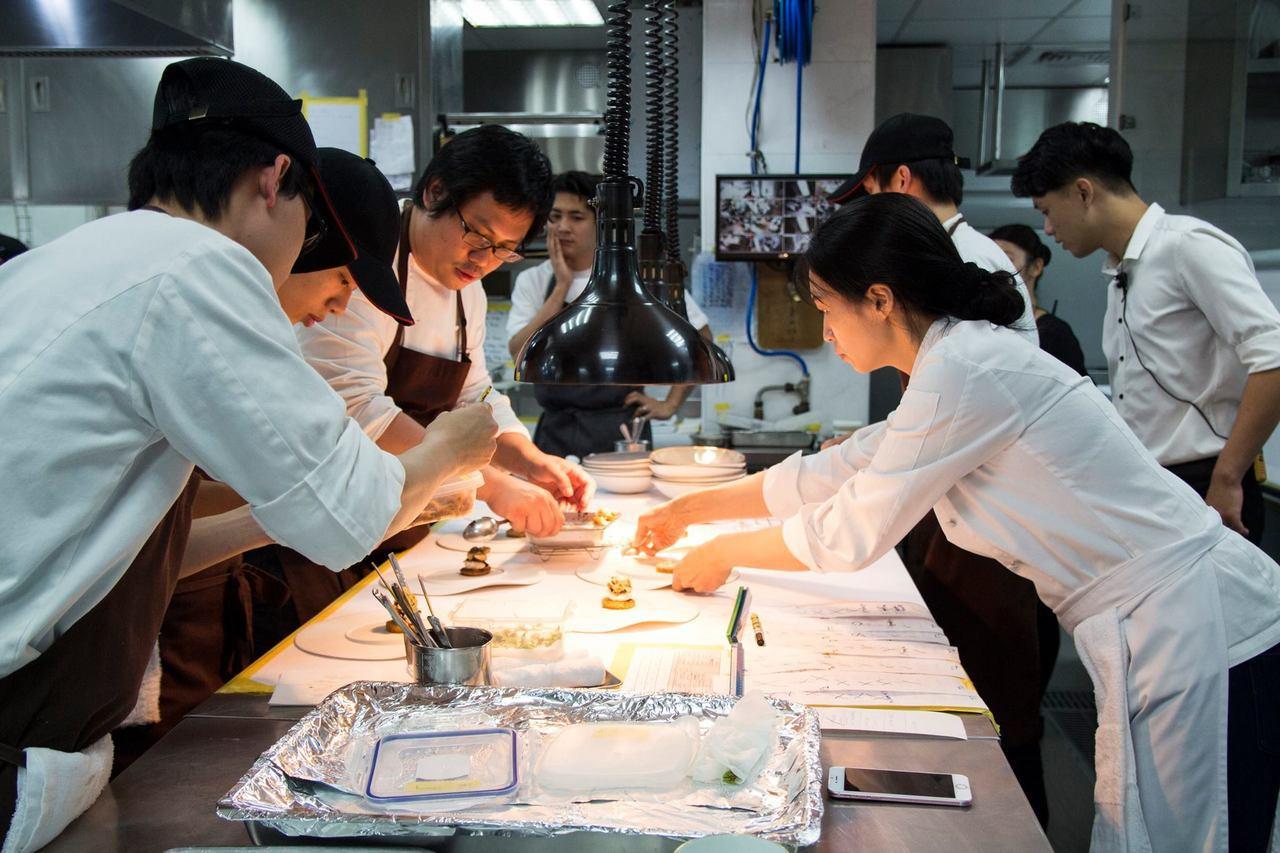 樂沐只營業到今年底,下半年仍會邀請星級主廚來客座。圖/翻攝自樂沐法式餐廳粉絲團