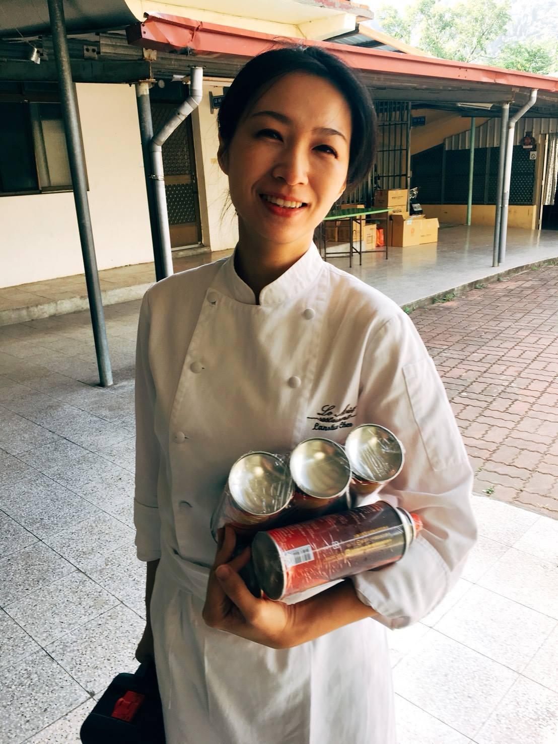 樂沐主廚陳嵐舒曾多次獲得「亞洲50最佳餐廳」名次。圖/翻攝自樂沐法式餐廳粉絲團