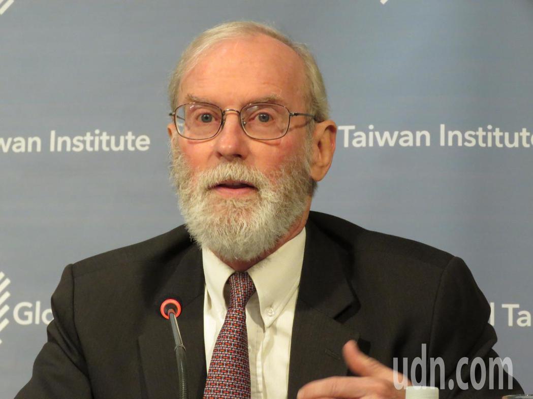 美國在台協會(AIT)台北辦事處前處長楊甦棣。本報資料照片
