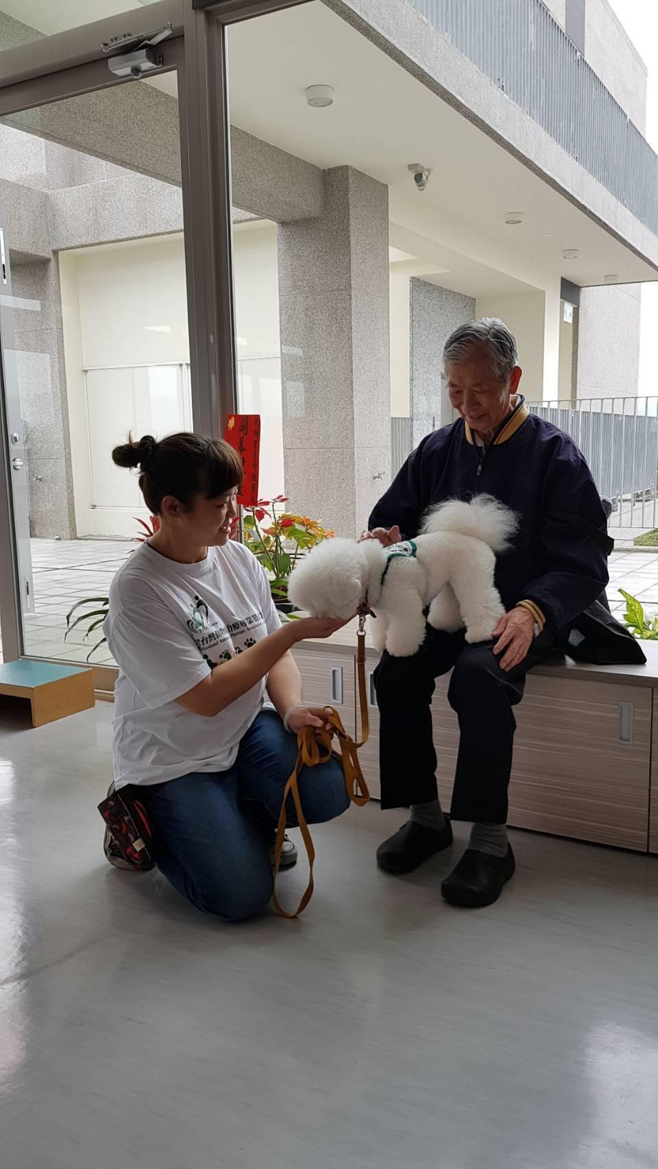 埔里基督教醫院今年開辦狗醫師志工訓練,培訓後可望定期進駐院區,補強當地長照需求。...