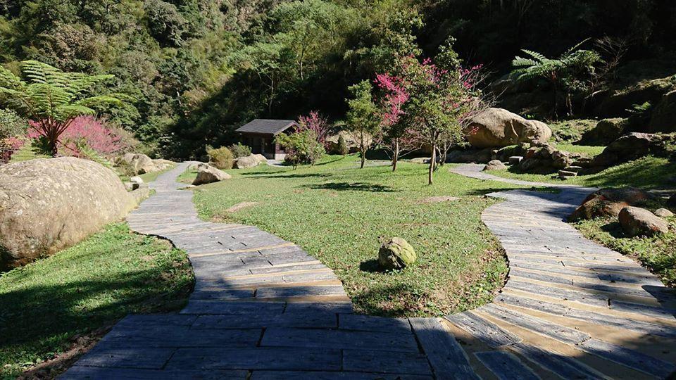 圓潭自然生態園區。圖/阿里山管理處提供