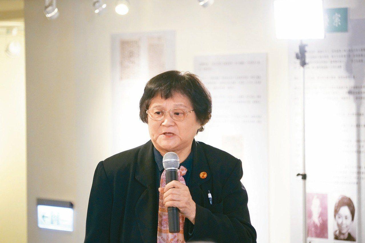 228受難者李瑞漢律師的女兒李月美,回憶起過去歲月,就像「流了71年的淚水」。 ...