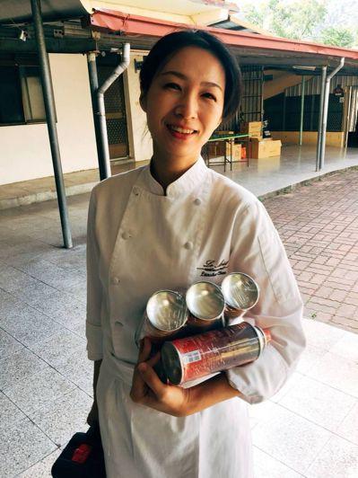 樂沐主廚陳嵐舒昨突然在臉書粉絲專頁宣布,餐廳將在今年12月底結束營業。 圖/翻攝...