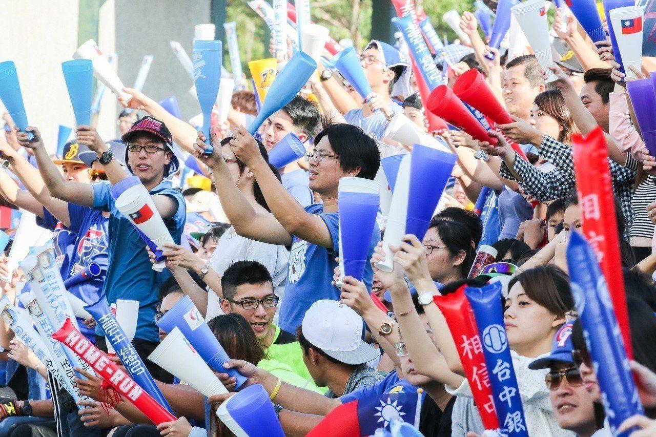 體育署通過中華棒球協會提出的2019年世界12強賽申辦。 聯合報系資料照