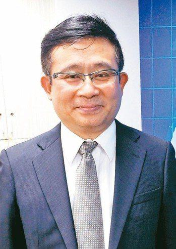 信驊董事長林鴻明。 報系資料照