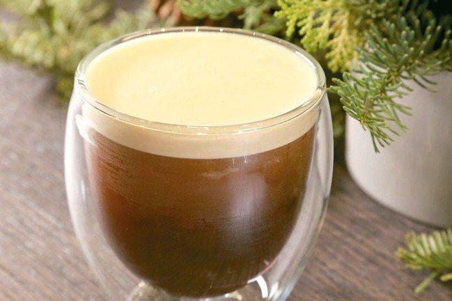氮氣冰咖啡。 圖/陳立凱攝影