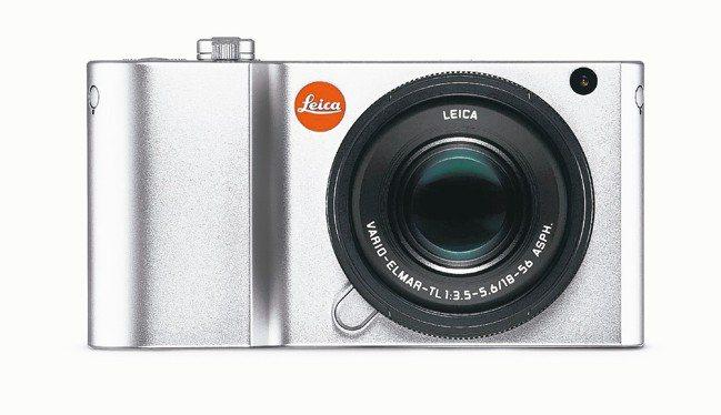 具備3.7英吋全觸控螢幕的徠卡TL2,銀色機身未來感十足。 圖/Leica、So...