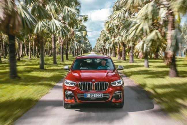 今年堪稱是BMW的X家族之年,繼去年底上市的X3及今年初登場的X2後,Sport...