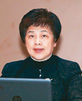 華南金控總經理羅寶珠。 記者曾吉松/攝影
