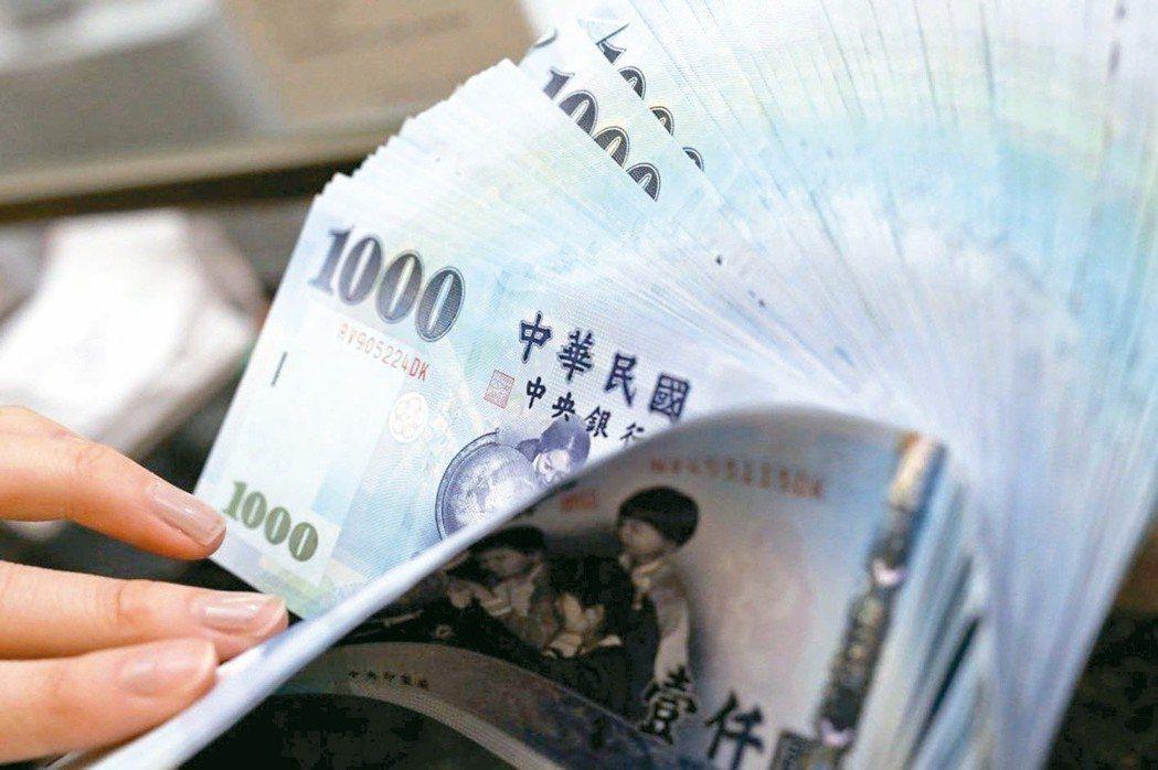 隨著國際美元走揚,新台幣對美元匯率本周微幅走貶,今(9)日收29.30元,貶值3...