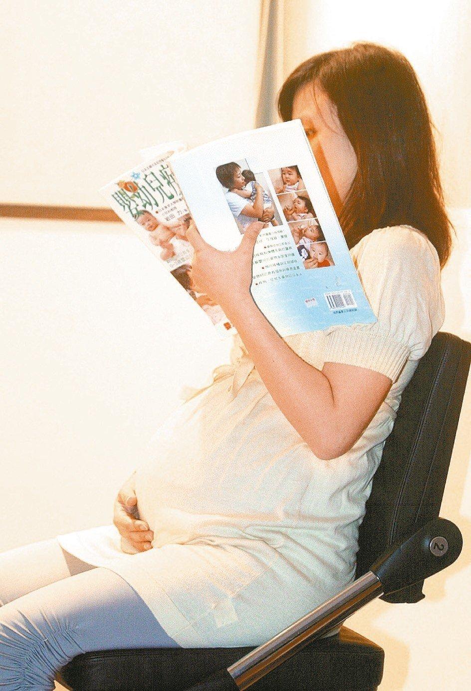 避孕與懷孕期間,需要留心心血管疾病風險。 聯合報系資料照片