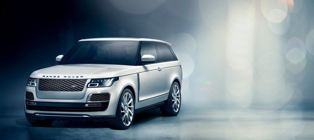 對一輛LSUV而言,Range Rover SV Coupe的零百加速已經很快了。 摘自Land Rover
