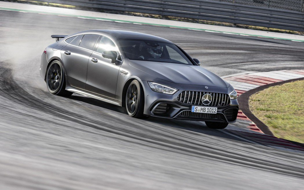 Mercedes-AMG GT63 S 4MATIC+ 摘自Mercedes