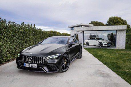 (影音圖多)頂級性能 豪華享受Mercedes-AMG GT 4-Door Coupé 登場