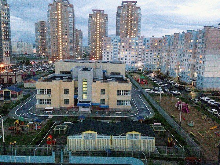 事發當地城市景觀。圖/取自西伯利亞時報