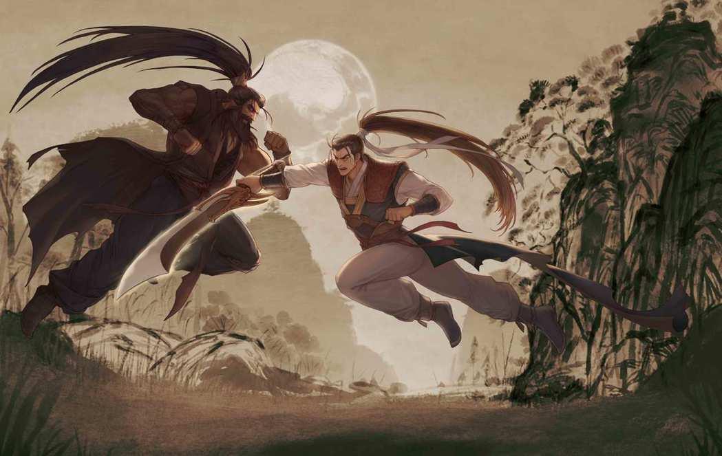 《熱血江湖M》(遊戲名稱暫定)以知名武俠漫畫IP《熱血江湖》改編。