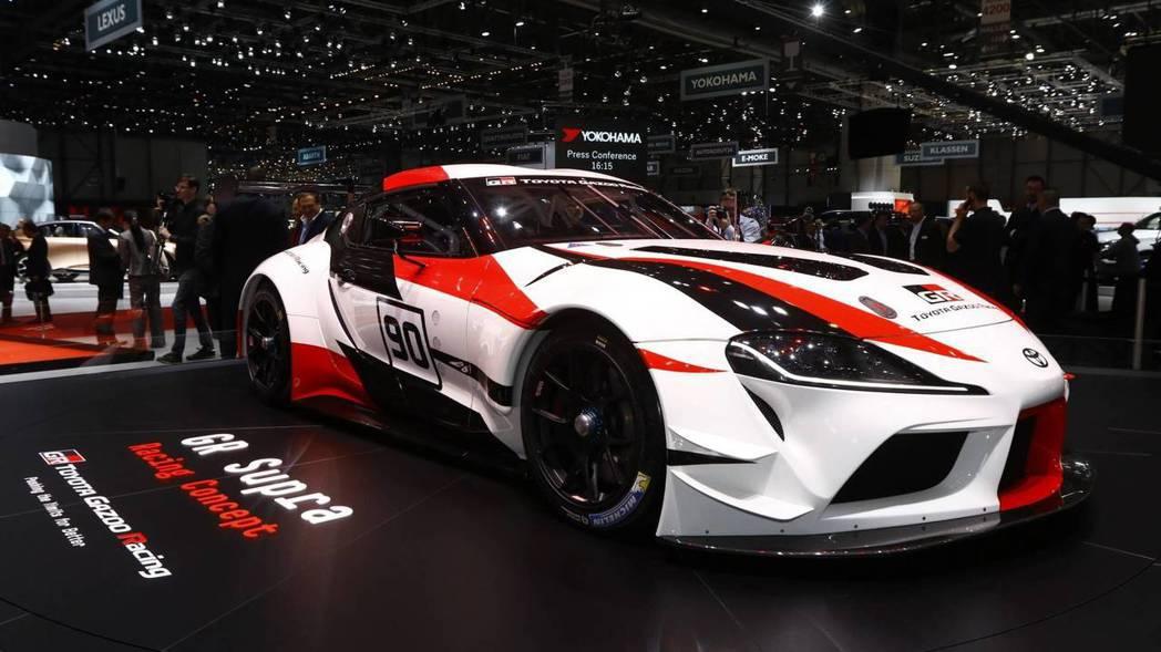 廠車的寬體還是會與量產版有所差異。 摘自Toyota
