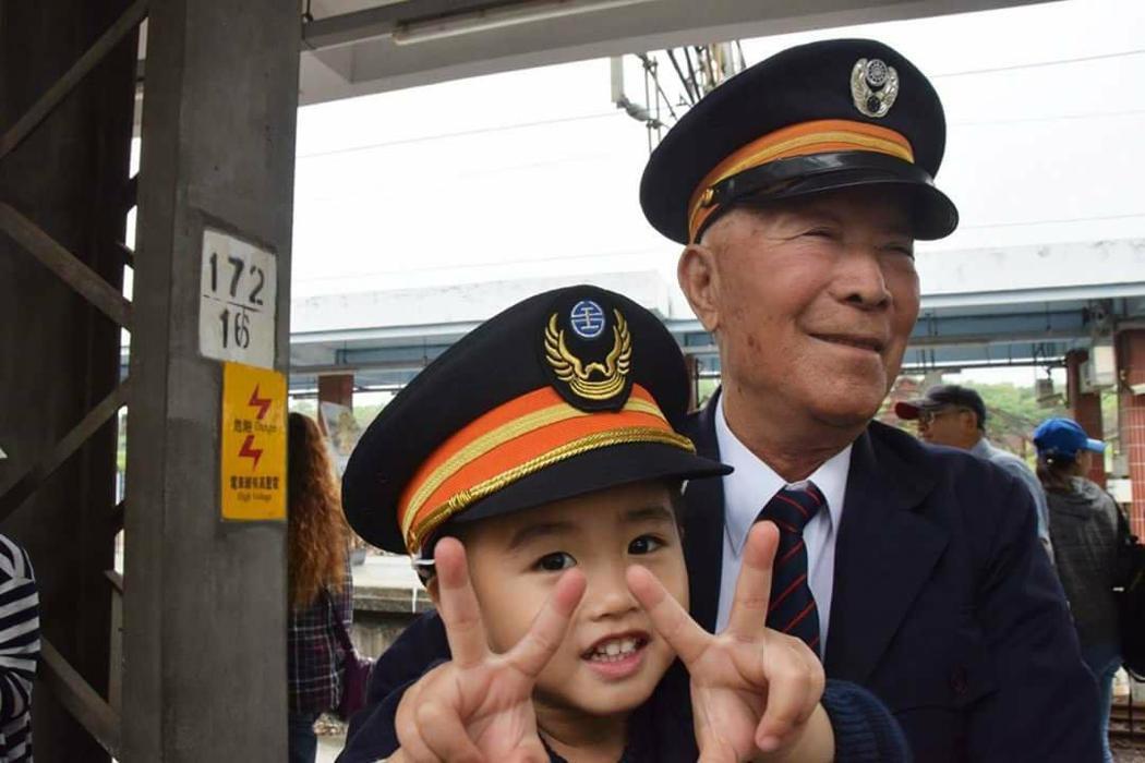 連枝賢受邀出席活動。圖/ 臉書粉專鐵道文化之旅提供