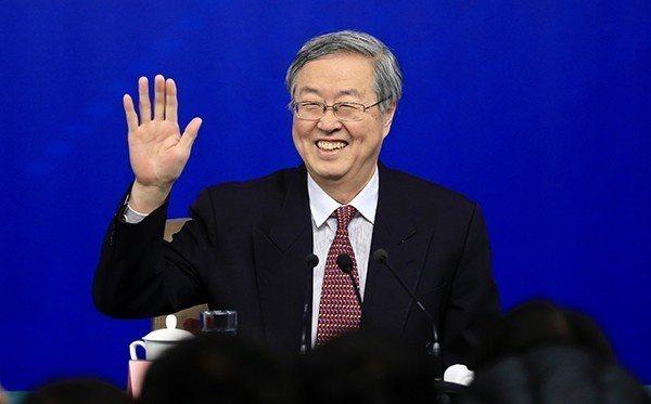 中國人民銀行行長周小川。澎派新聞