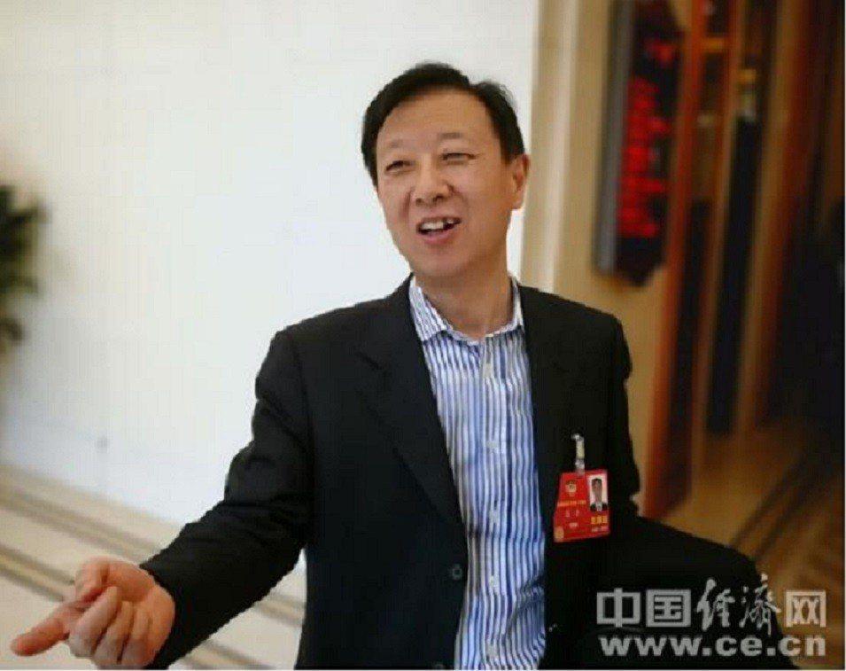 中國證監會副主席姜洋。中國經濟網