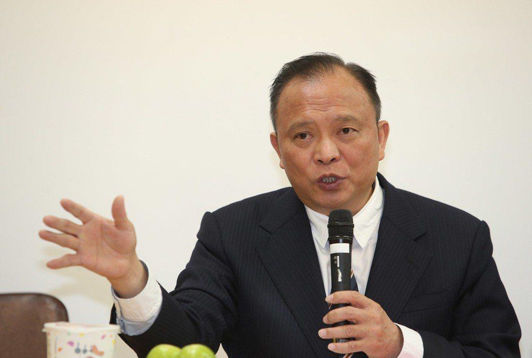 農委會主委林聰賢 圖/聯合報系資料照