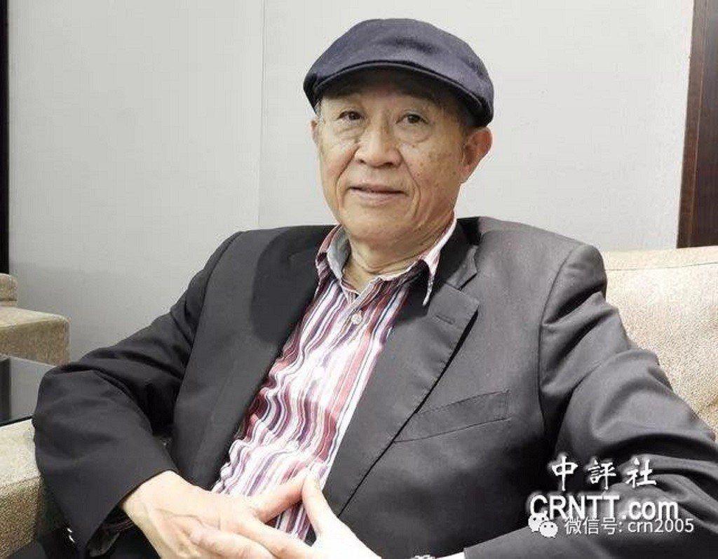 亞太和平研究基金會首席顧問、淡江大學榮譽教授趙春山。中評社