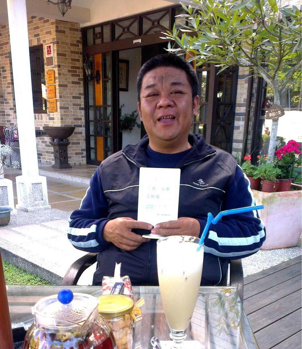 台南市警六分局鯤鯓派出所警員張展坤不幸驟逝,令同仁不捨。記者邵心杰/翻攝