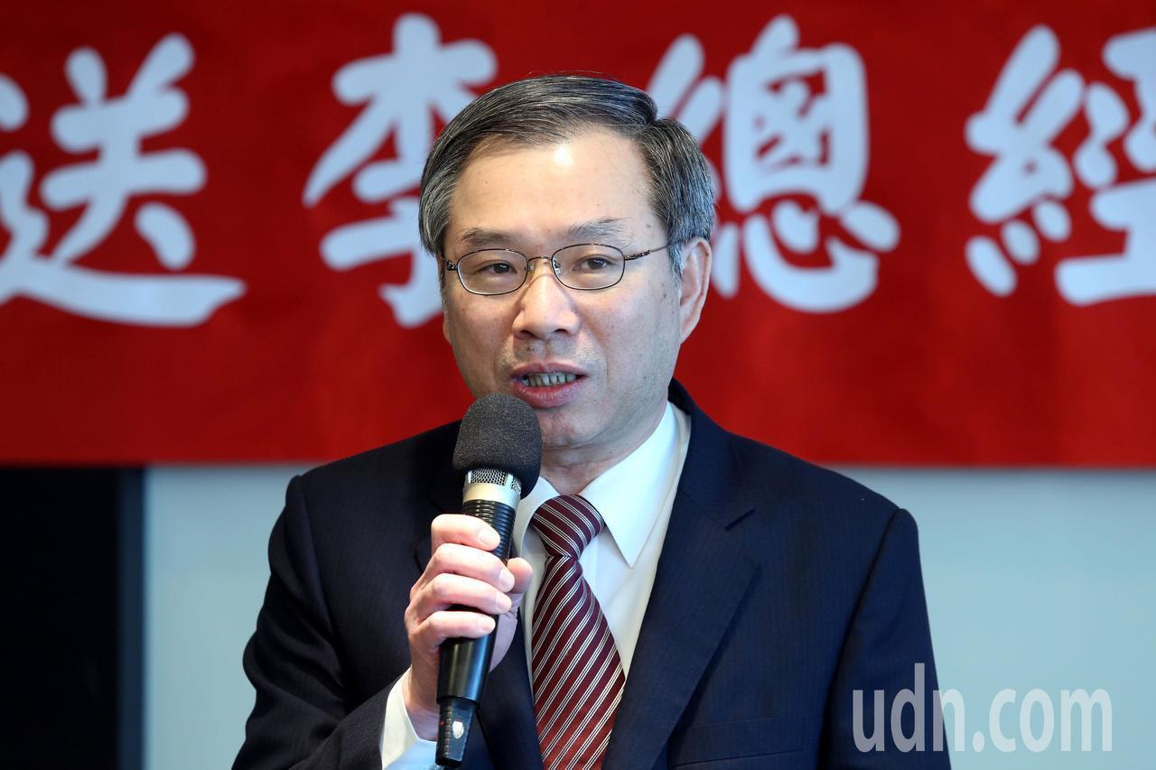 目前擔任證交所總經理的李啟賢將轉跑道到證基會當董事長。記者林俊良/攝影