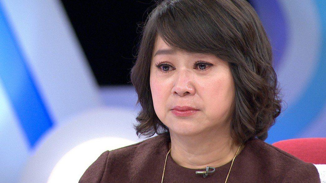 王月坦言,在女兒出嫁後,自己確實很寂寞。圖/壹電視提供