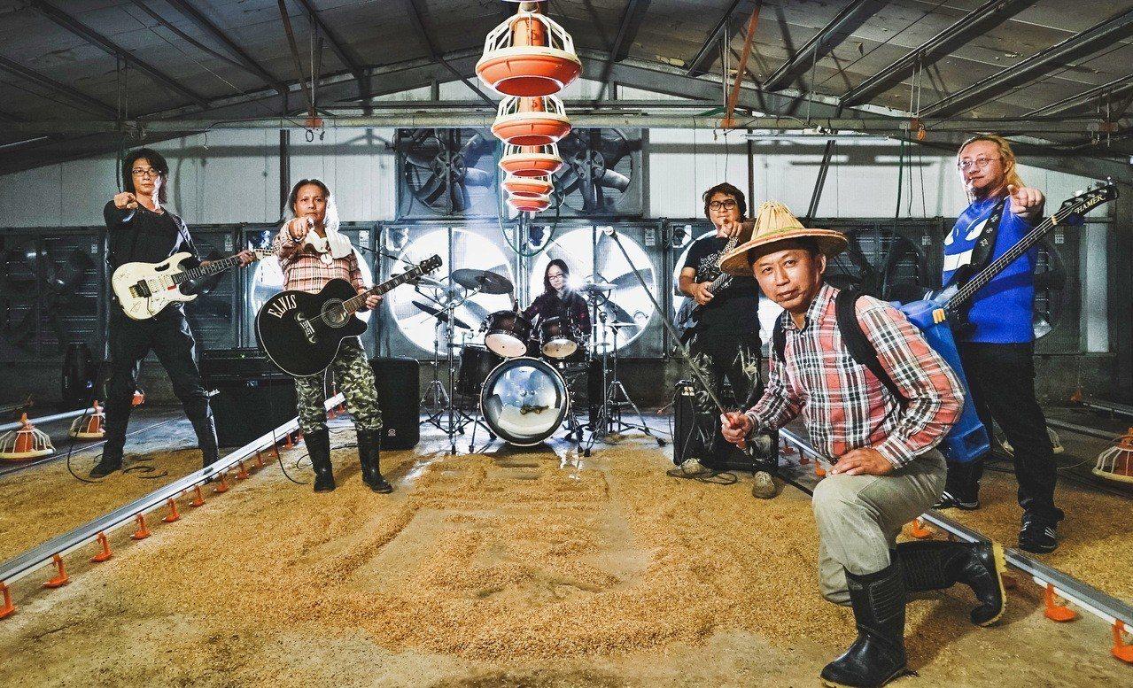 唱出農民心聲的「農人祭Music Festival」音樂會本月17日在屏東熱博會...