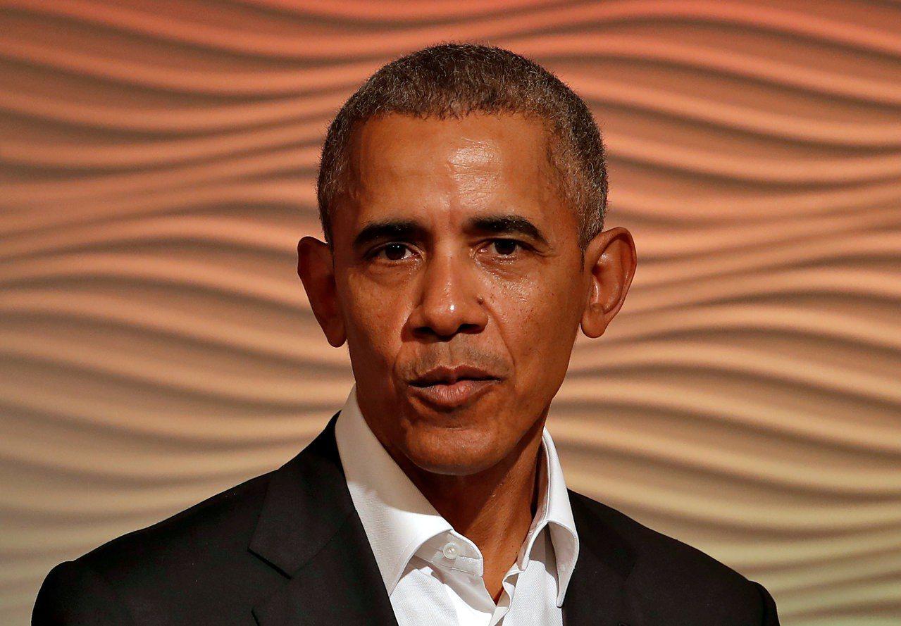 據傳美國前總統歐巴馬和網飛正洽談開新節目。聯合報系資料照片。路透