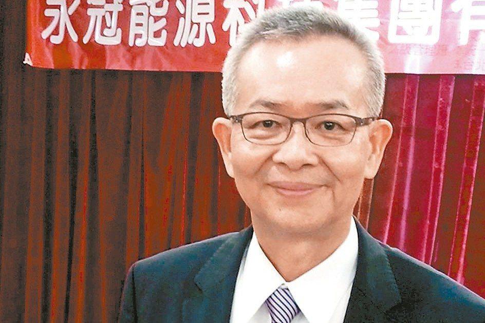 永冠董事長張賢銘。 報系資料照