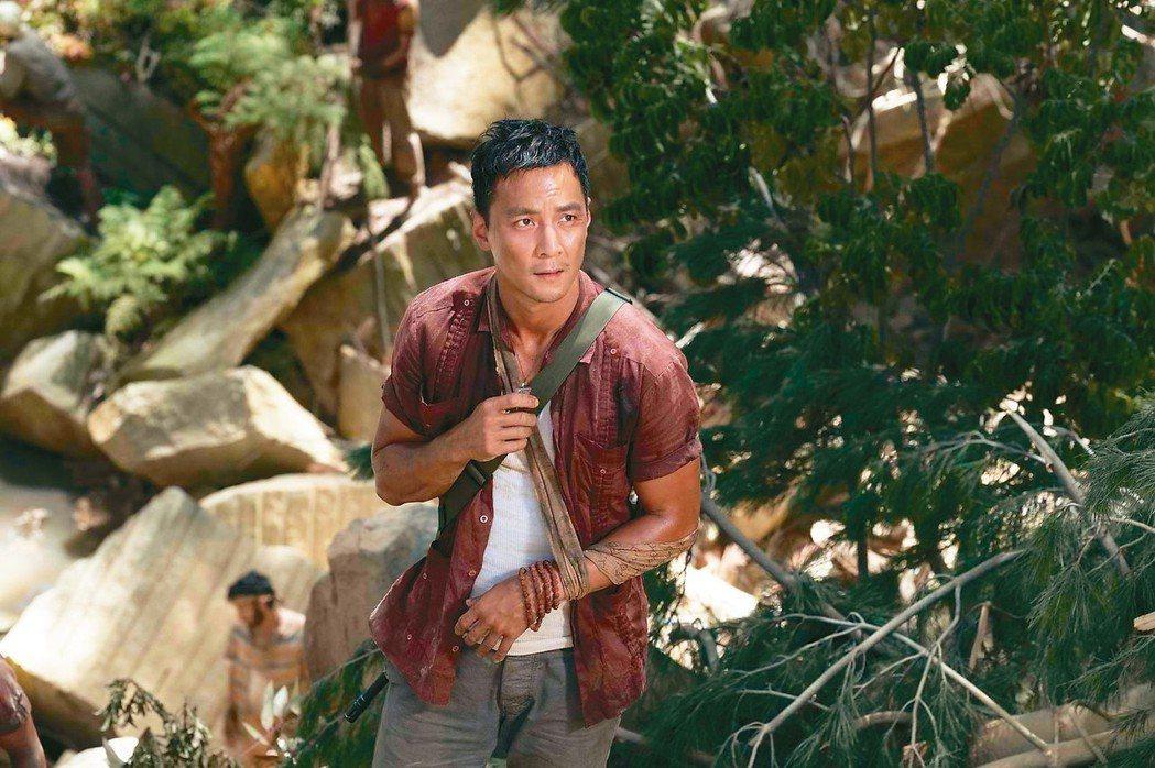 吳彥祖是新一代「古墓奇兵」男主角。 摘自推特