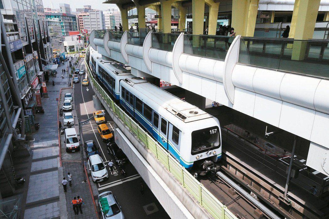 台北捷運示意圖。圖/聯合報系資料照 聯合報系資料照