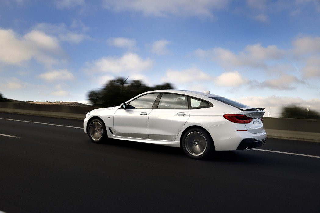 圖為BMW 6-Series GT(G32)。 摘自BMW
