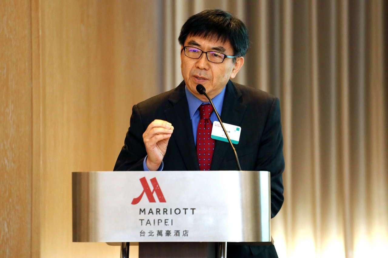世界展望會亞洲市場召集人杜明翰。圖/台灣世界展望會提供