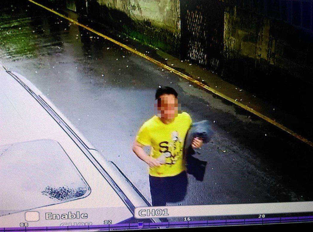 宜蘭一名男子婦女節當天藉口看房子強盜落單女房仲逃逸。圖/警方提供
