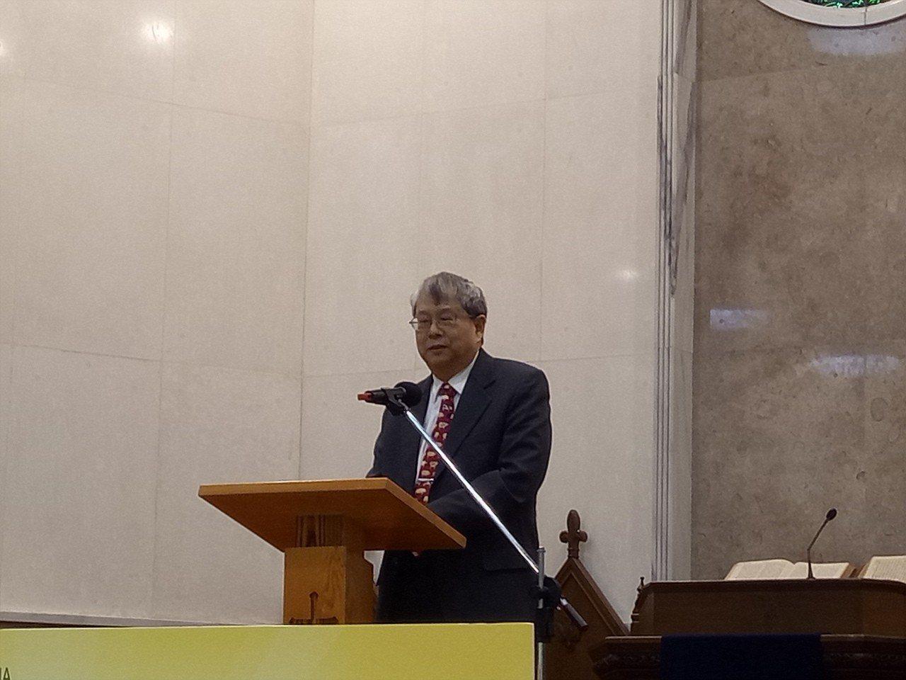 監委陳師孟今天下午出席「台灣聯合國協進會」活動時,批評台灣司法界到了21世紀的今...