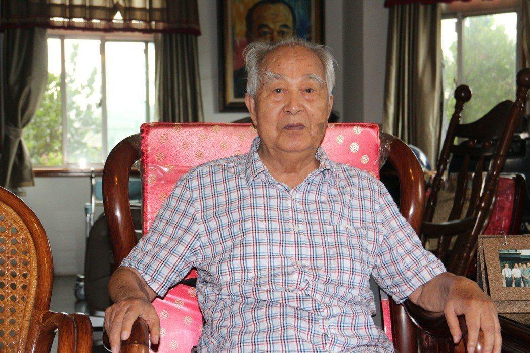 前副總統李元簇。圖/聯合報系資料照片