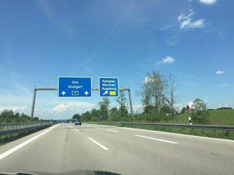 公路旅行的真諦 德奧1,700公里自駕遊 - 駕駛規矩與Autobahn