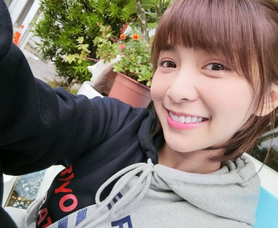 溫妮(黃于恩)長相甜美。圖/摘自臉書