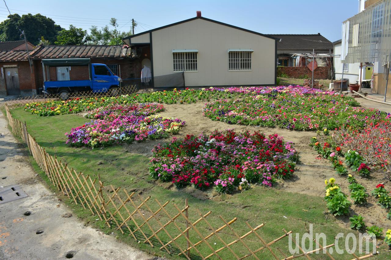 台南山上區公所推動農村大改造,南洲里豬舍經改造後環境變美了。記者吳淑玲/攝影