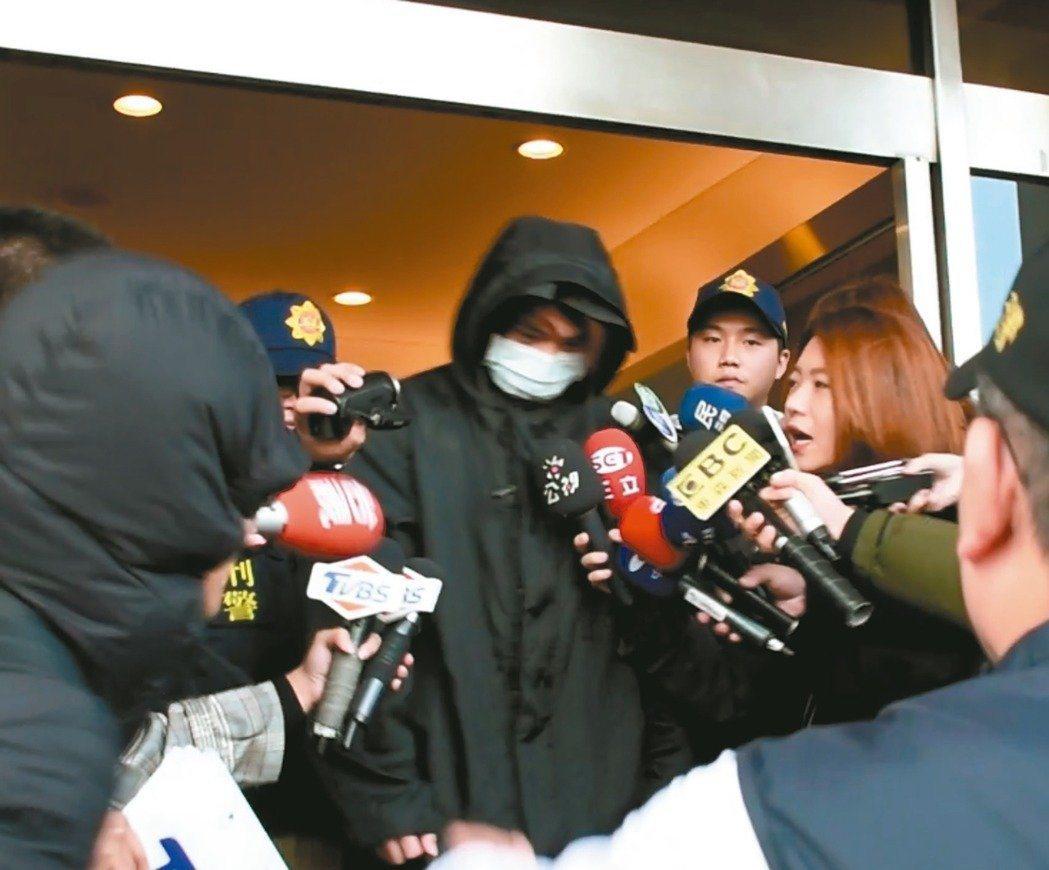 徐姓男子因和網友發生口角,在臉書揚言「跨年夜在北車放炸彈」,去年底遭警方函送法辦...